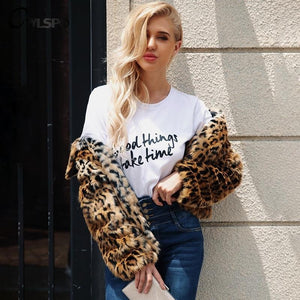 The Chealsea Leopard Jacket