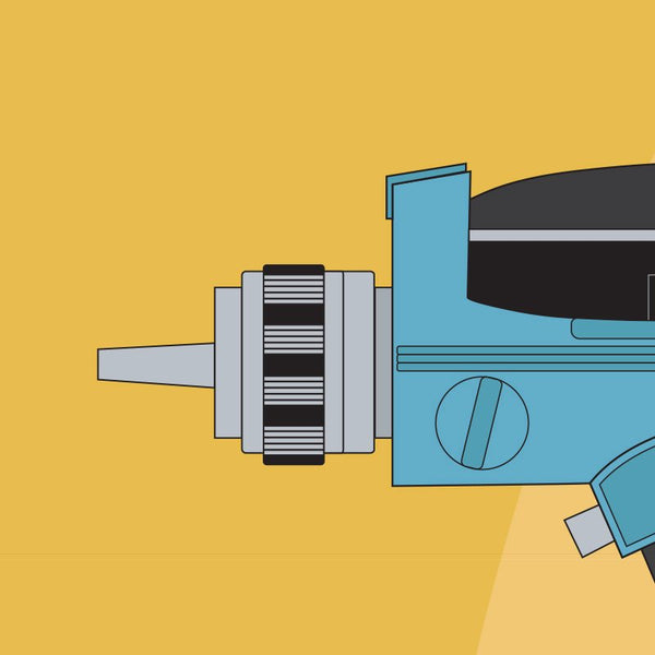 Star Trek - Set Phasers to Stun Quote Minimal Greetings Card