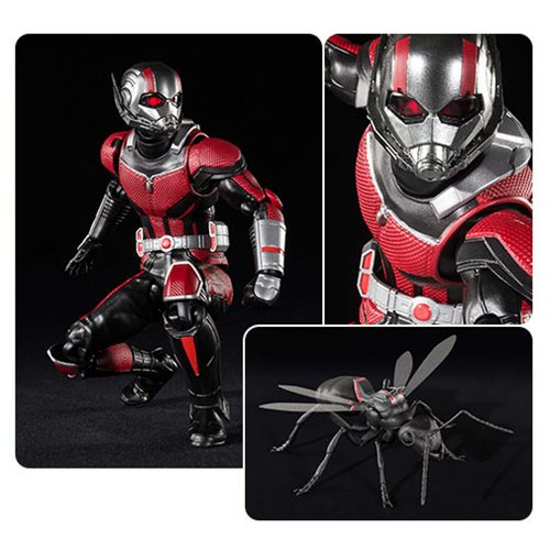 Ant-Man and the Wasp Ant-Man and Ant Set SH Figuarts Action Figure P-Bandai Tamashii Exclusive Pre Order