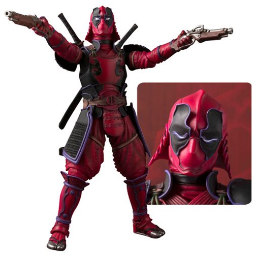 Marvel Deadpool Meisho Movie Realization Action Figure Pre Order