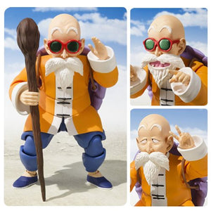 Dragon Ball Master Roshi SH Figuarts Action Figure Pre Order