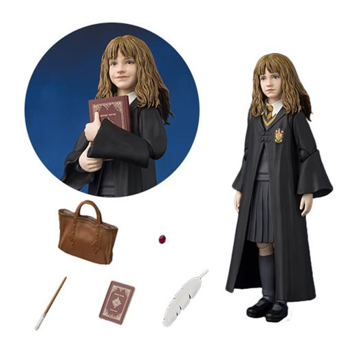 Harry Potter and the Sorcerer's Stone Hermione Granger SH Figuarts Action Figure Pre Order
