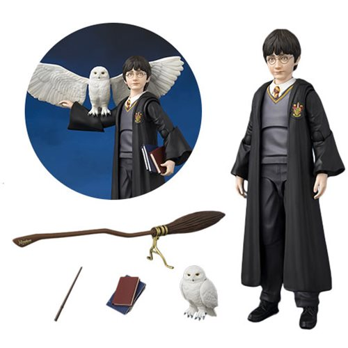 Harry Potter and the Sorcerer's Stone Harry Potter SH Figuarts Pre Order