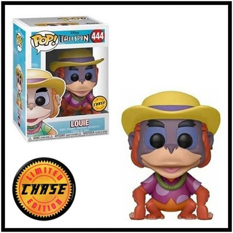 Tailspin Louie Chase pop