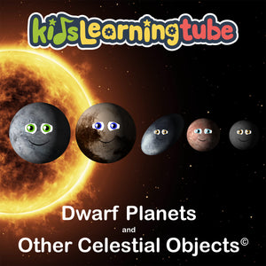 Dwarf Planets and Other Celestial Objects Digital Album