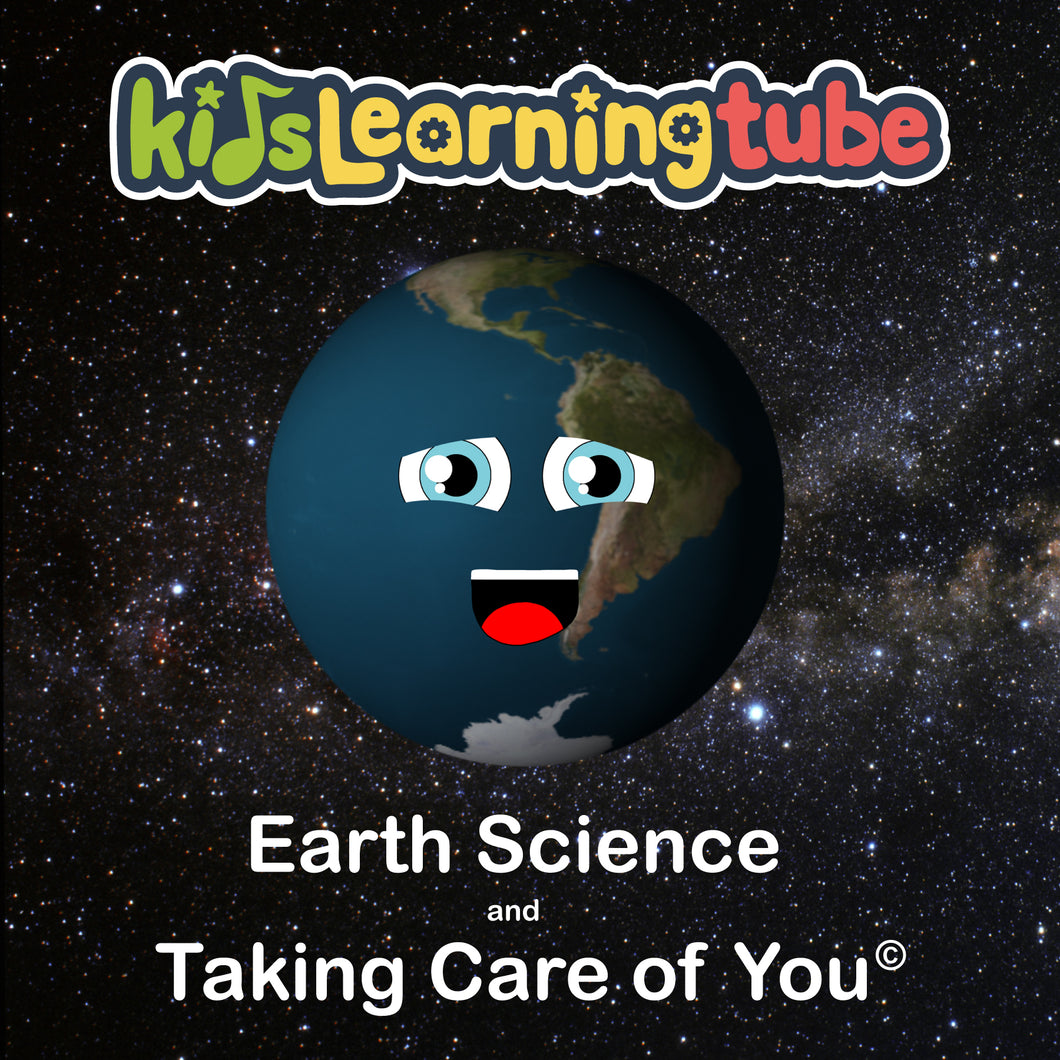 Earth Science and Taking Care of You Digital Album