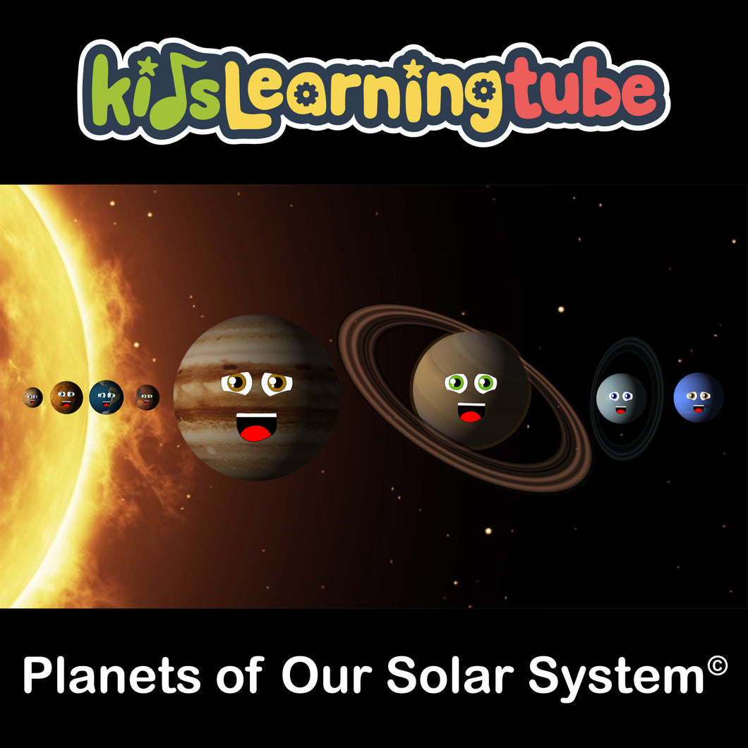 Planets of Our Solar System Digital Album