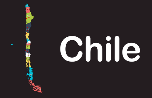 Chile Coloring Sheet