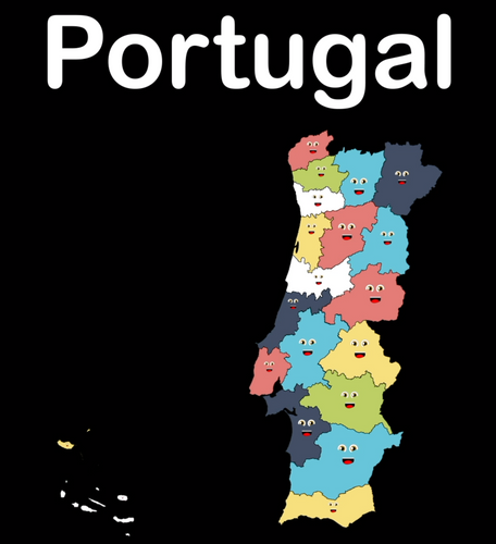 Portugal Coloring Sheet