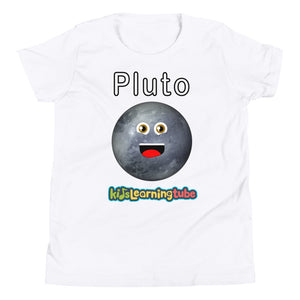 Pluto - Youth Short Sleeve T-Shirt