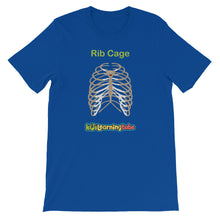 'Rib Cage' Adult Unisex Short-Sleeve T-Shirt