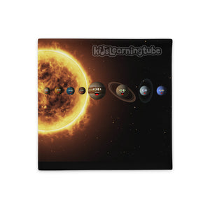 Solar System - Pillow Case
