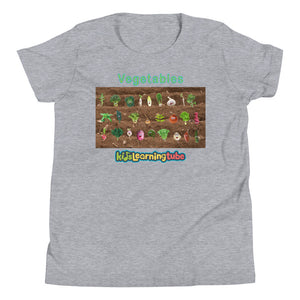 Vegetables - Youth Short Sleeve T-Shirt