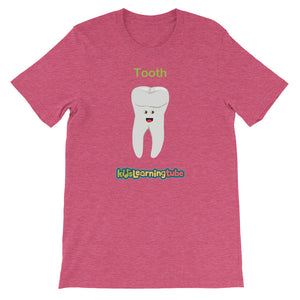 'Tooth' Adult Unisex Short-Sleeve T-Shirt