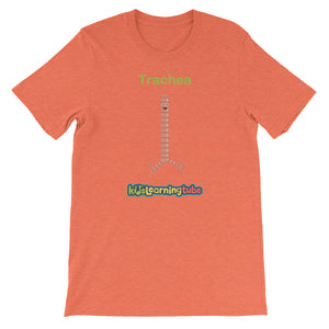 'Trachea' Adult Unisex Short-Sleeve T-Shirt