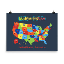 'United States of America' Poster