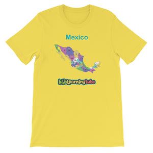 'Mexico' Adult Unisex Short Sleeve T-Shirt