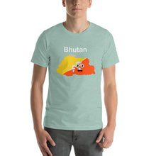 Bhutan-Short-Sleeve Unisex T-Shirt