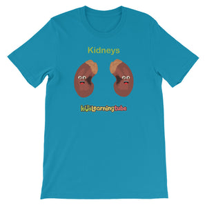 'Kidneys' Adult Unisex Short-Sleeve T-Shirt