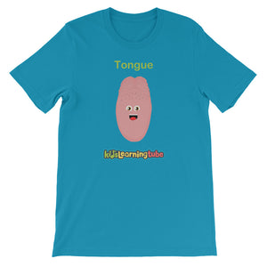 'Tongue' Adult Unisex Short-Sleeve T-Shirt