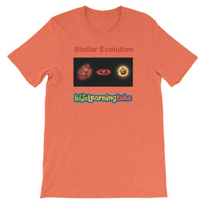 'Stellar Evolution' Adult Unisex Short-Sleeve T-Shirt