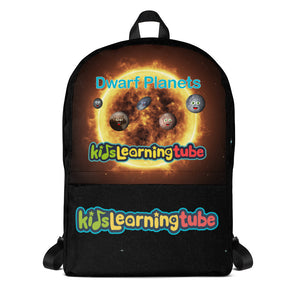Dwarf Planets - Backpack