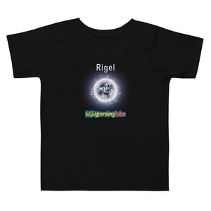 Rigel - Toddler Short Sleeve Tee