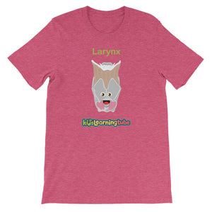 'Larynx' Adult Unisex Short-Sleeve T-Shirt