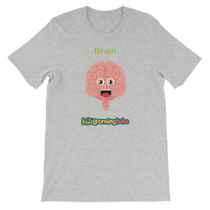 'Brain' Adult Unisex Short-Sleeve T-Shirt