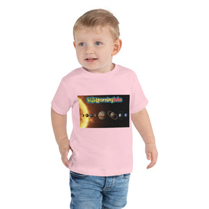 Solar System - Toddler Short Sleeve Tee