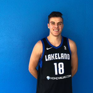 Authentic Lakeland Magic Jersey - Away