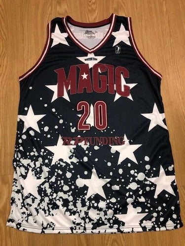 Honoring our Heroes Theme Jersey