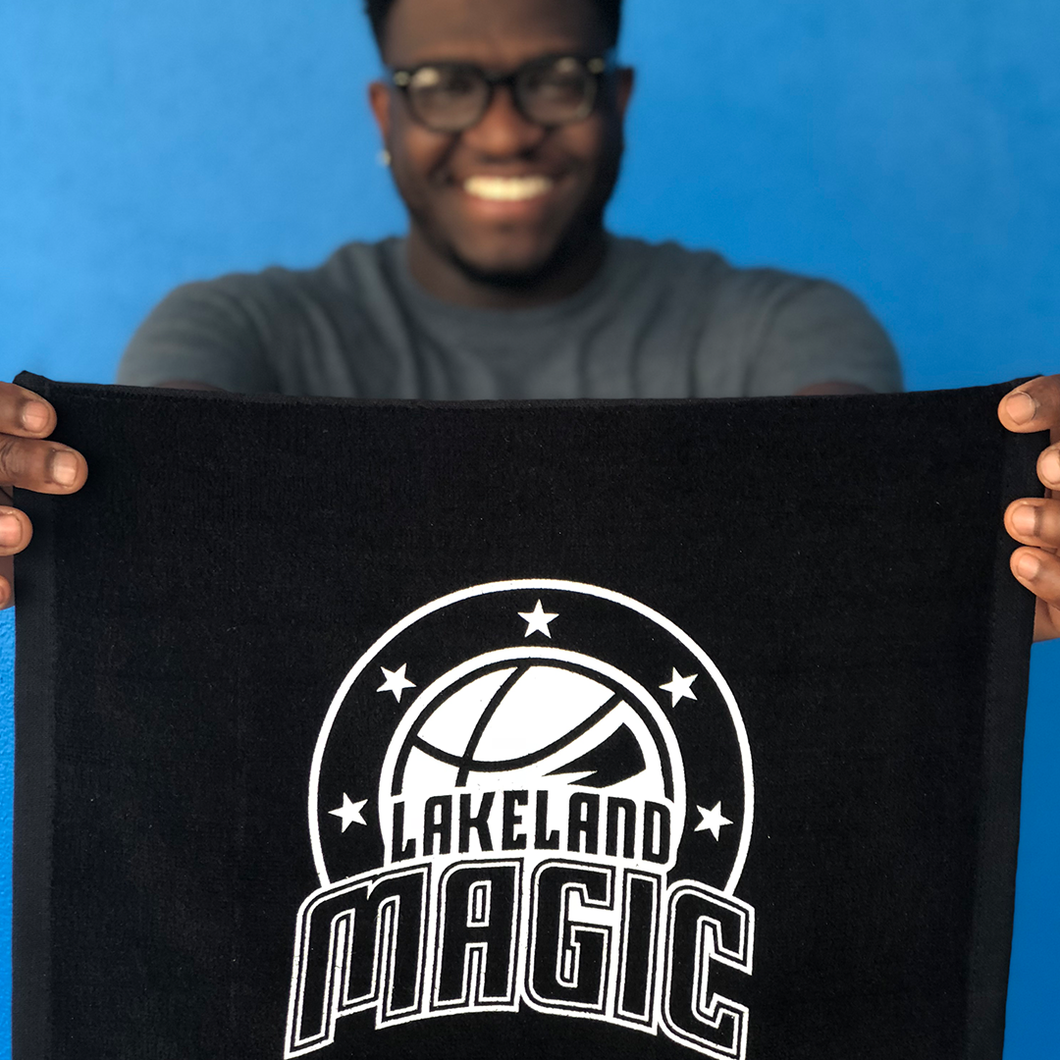 Rally Towels - Black