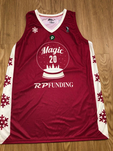 Home for the Holiday's Theme Jersey