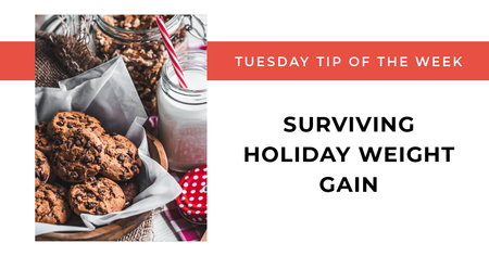 How To Survive The Holiday Weight Gain