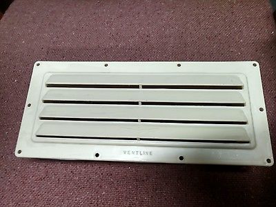 ,RV Mobile Home Ventline Exterior Sidewall Vent Range Hood Stove Vent Colonial