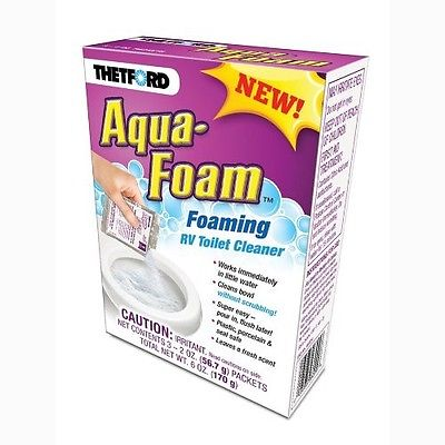 Aqua-Foam Toilet Cleaner 96009