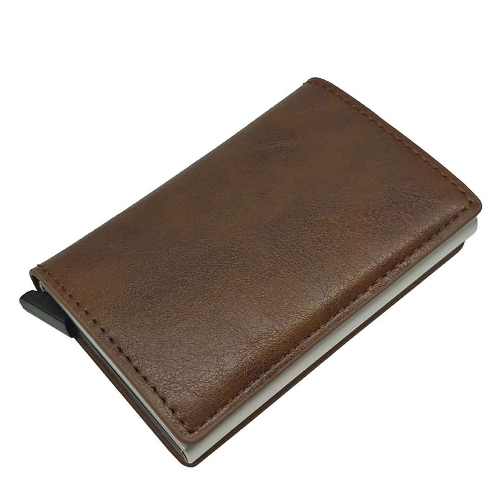 Leather RFID Wallet,Accessories,Mad Man, by Mad Style