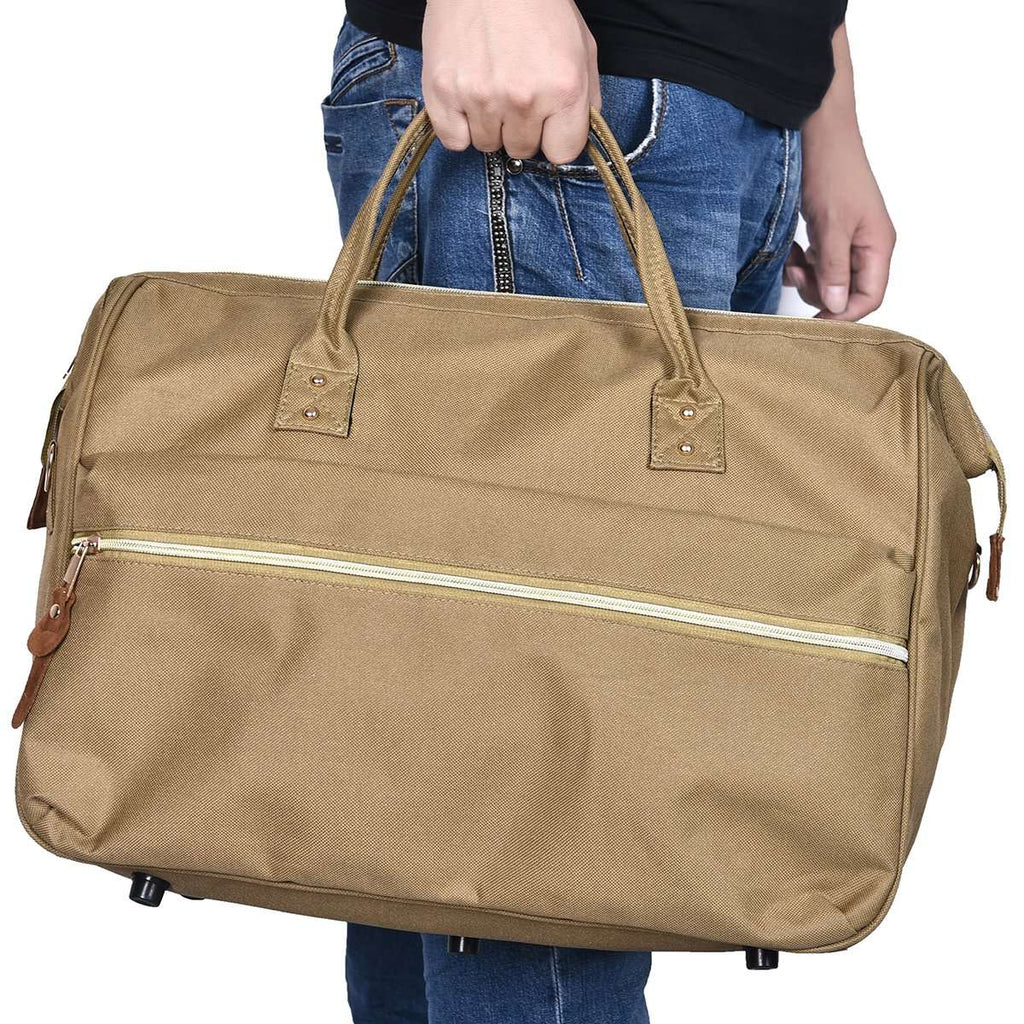 The Brooklyn Duffel,Bags,Mad Man, by Mad Style