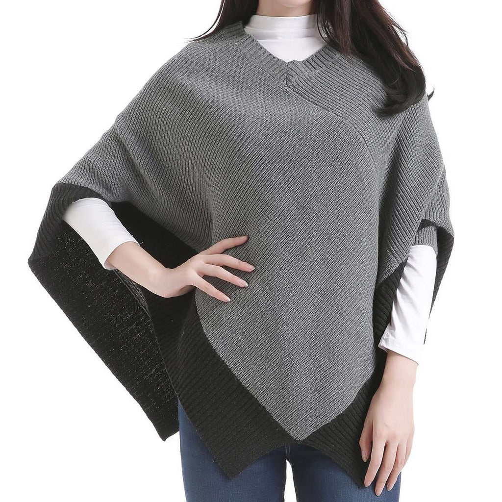 Shark Bite Poncho,Outerwear,Mad Style, by Mad Style