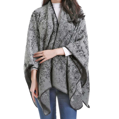 Stone Washed Cape