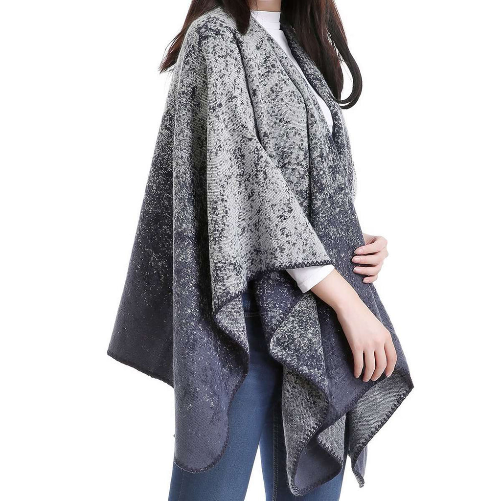 Stone Washed Cape,Outerwear,Mad Style, by Mad Style