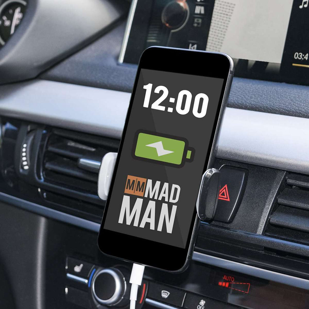 Sleek All Phone Car Cradle,Tech,Mad Man, by Mad Style