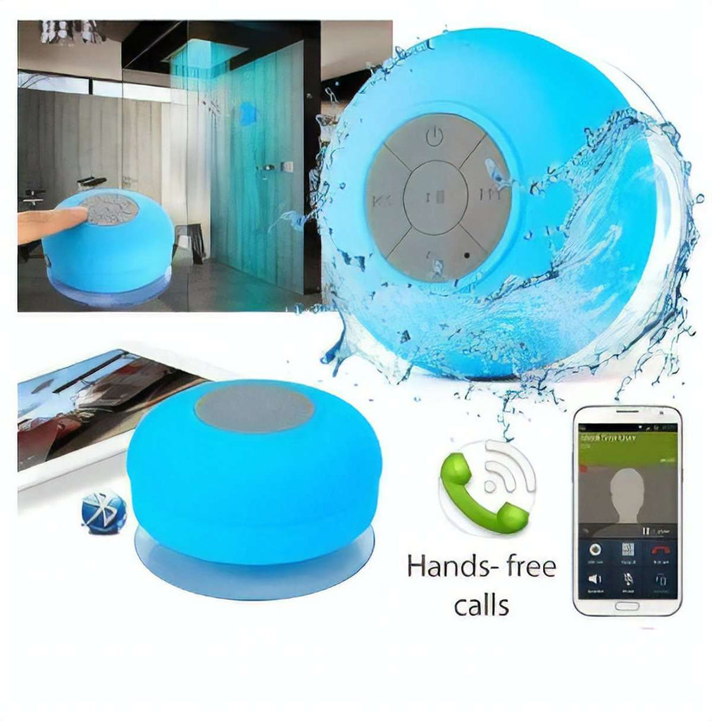Silicone Stick Anywhere Waterproof Speaker,Sound,Mad Man, by Mad Style