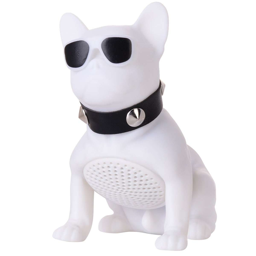 Bluetooth Bulldog Speaker,Sound,Mad Man, by Mad Style