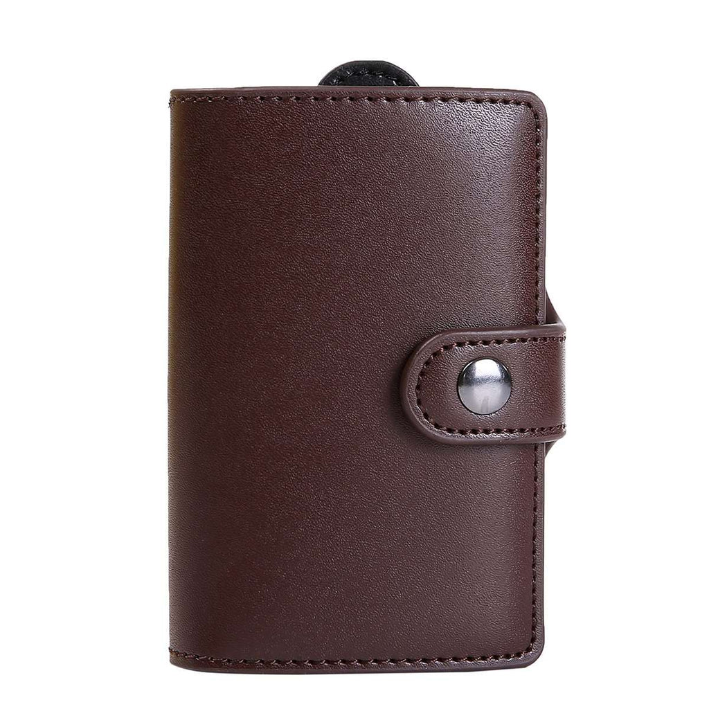 Leather RFID Credit Card Wallet,Accessories,Mad Man, by Mad Style