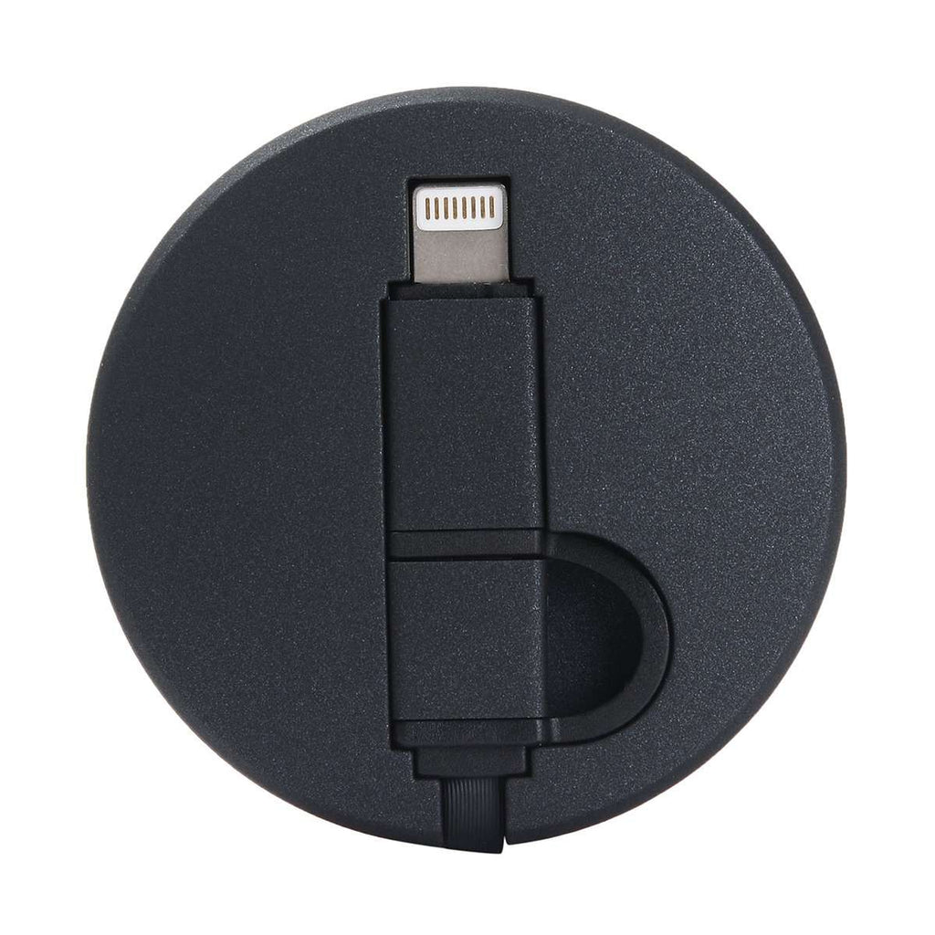 Retractable All Phone USB Charger,Tech,Mad Man, by Mad Style