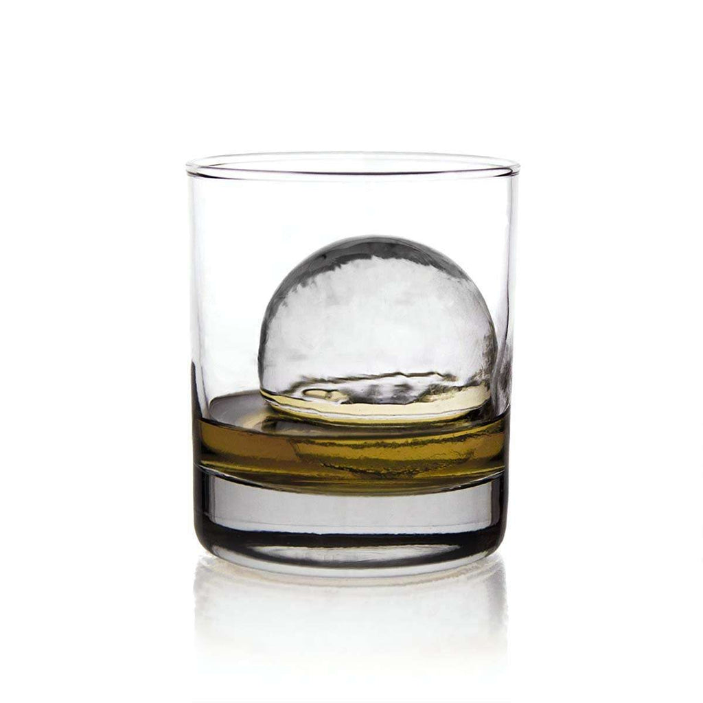 Men's Jumbo 4 Ball Silicone Ice Tray,Drinkware,Mad Man, by Mad Style