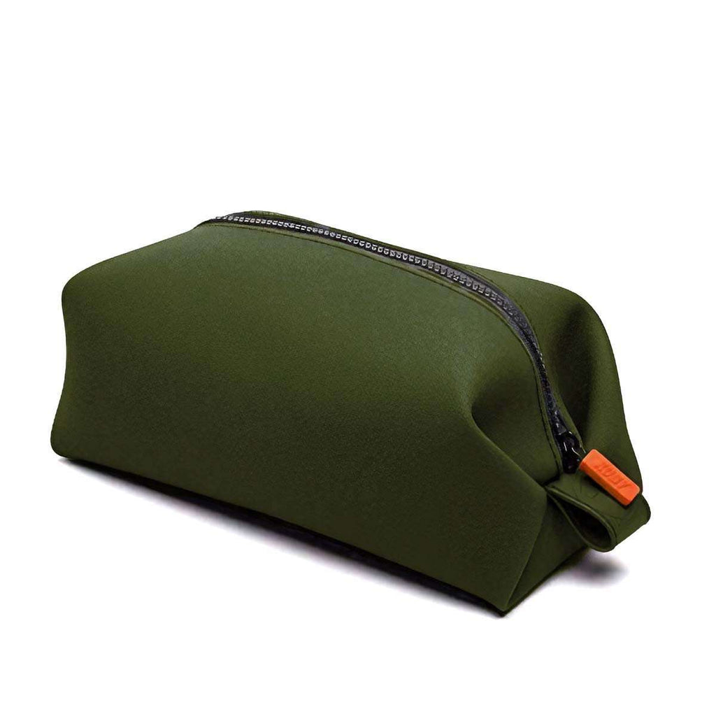 Men's Waterproof Silicone Toiletry Bag,Grooming,Mad Man, by Mad Style