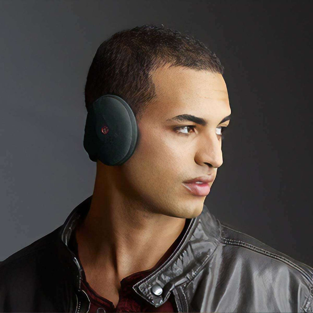Men's Bluetooth Speaker Earmuffs,Tech,Mad Man, by Mad Style